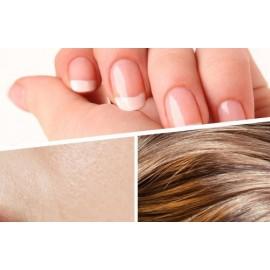 Μαλλιά - Νύχια - Δέρμα