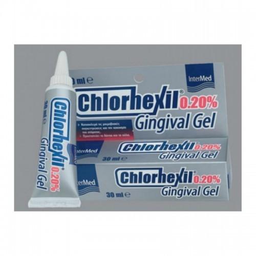 Chlorhexil Gingival Gel 0.20%