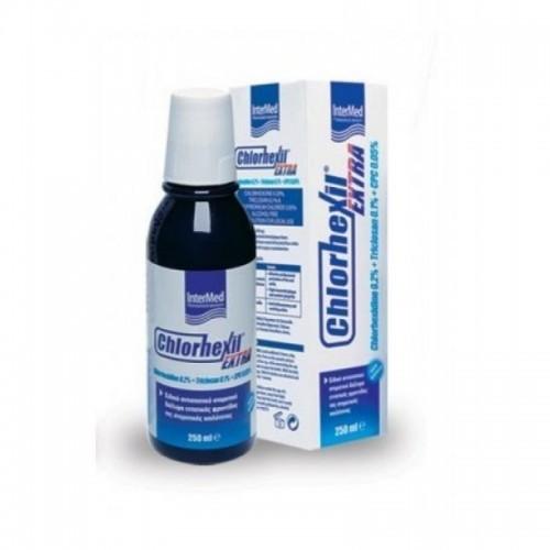 Chlorhexil EXTRA Στοματικό διάλυμα