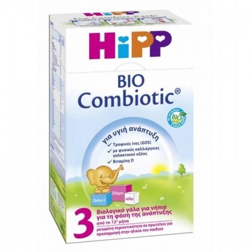 HIPP 3 BIO Combiotic 600gr