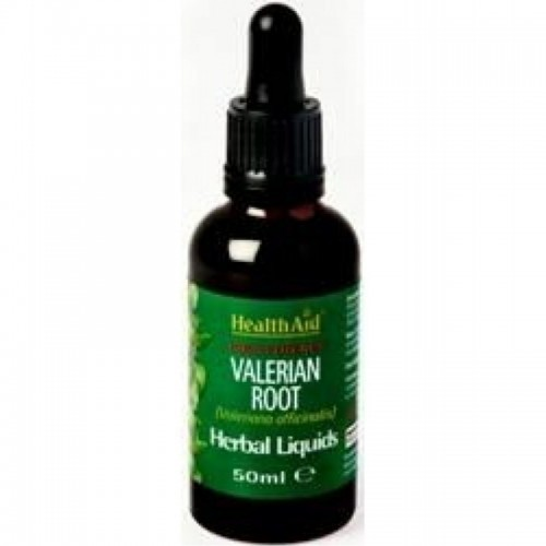HealthAid Herbal Liquid Valerian 50ml