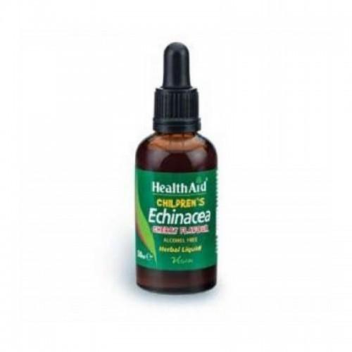 HealthAid Children's Herbal Liquid Echinacea 50ml