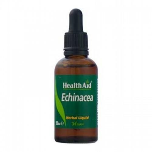 HealthAid Herbal Liquid Echinacea 50ml
