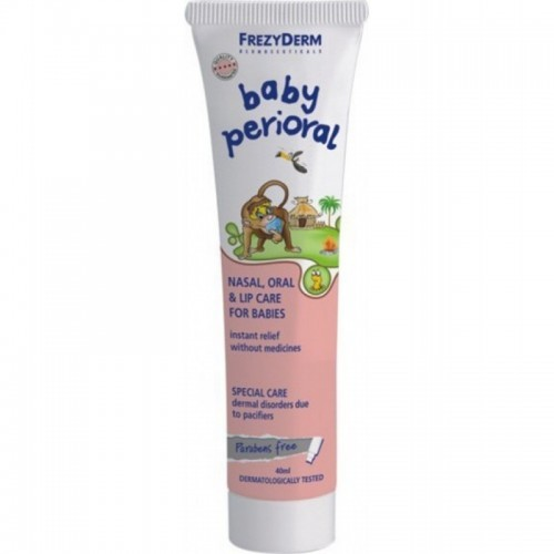 FREZYDERM Baby Perioral Cream Περιποίηση Ρινοστοματικής Περιοχής Των Βρεφών 40ml