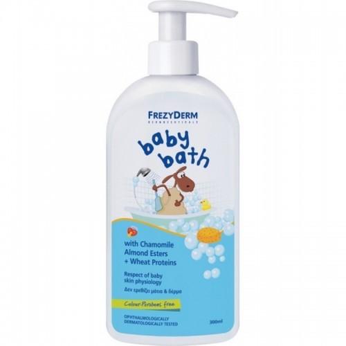 FREZYDERM Baby Bath 300ml Βρεφικό Αφρόλουτρο