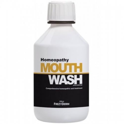 FREZYDERM Mouthwash Homeopathy για Ομοιοπαθητική 250ml