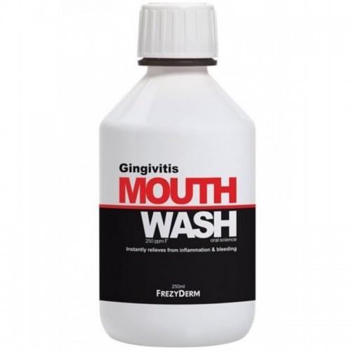 FREZYDERM Mouthwash Gingivitis για Ουλίτιδα 250ml