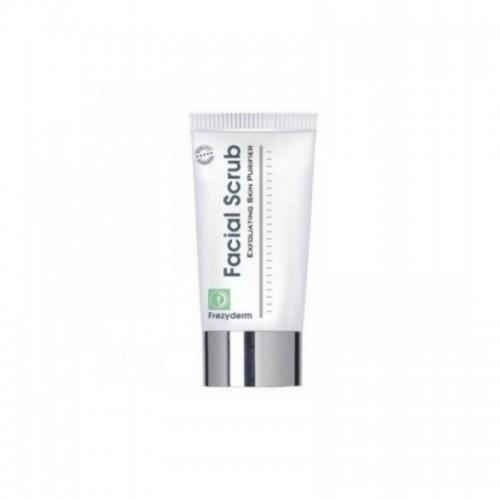 FREZYDERM Facial Scrub Gel Καθαρισμού και Απολέπισης 100ml
