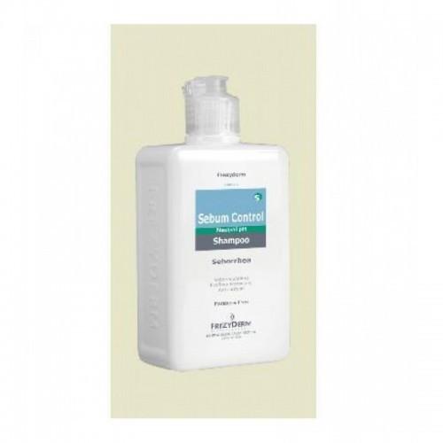 FREZYDERM Sebum Control Shampoo 200ml