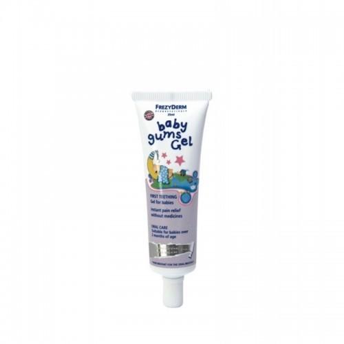 FREZYDERM baby gums gel 25ml για βρέφη άνω των 2 μηνών