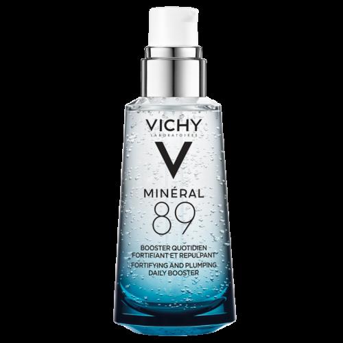 VICHY Mineral 89 Hyaluronic Acid Face Moisturizer 50ml Ενυδατικό Booster Προσώπου