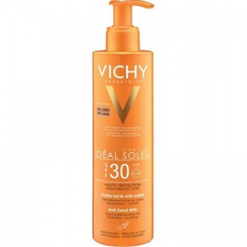 VICHY IDEAL SOLEIL Anti Sand SPF30 Αντηλιακό Γαλάκτωμα κατά της Άμμου 200ml