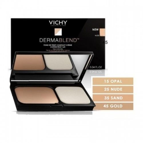 VICHY Dermablend Compact Cream SPF 30 Gold 45 9.5gr