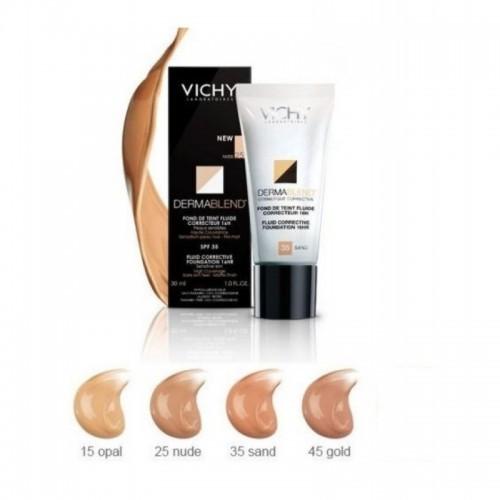 VICHY Dermablend Fluide Correcteur SPF 35 Sand 35 30ml