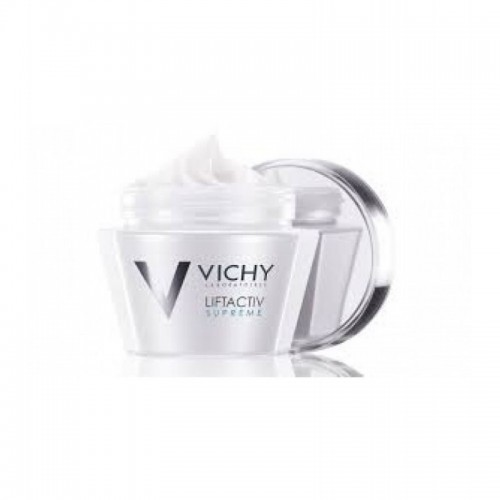 VICHY LIFTACTIV Supreme Αντιρυτιδική Κρέμα Κανονική-Μικτή 50ml