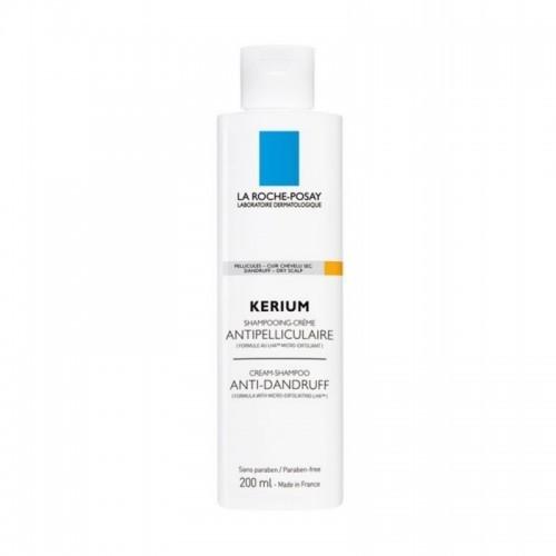 LA ROCHE POSAY Kerium Antipel Sec 200 ml