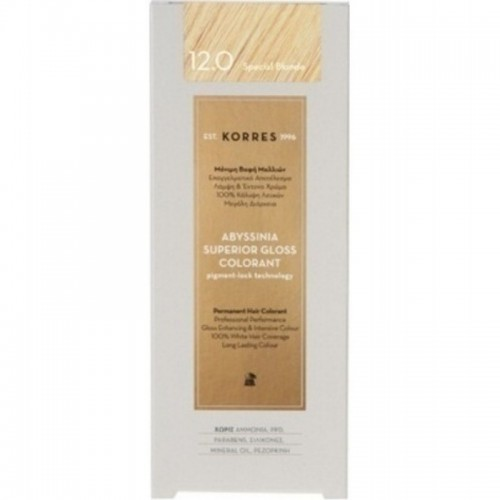 KORRES Βαφή Abyssinia 12.0 Special Blonde 50ml