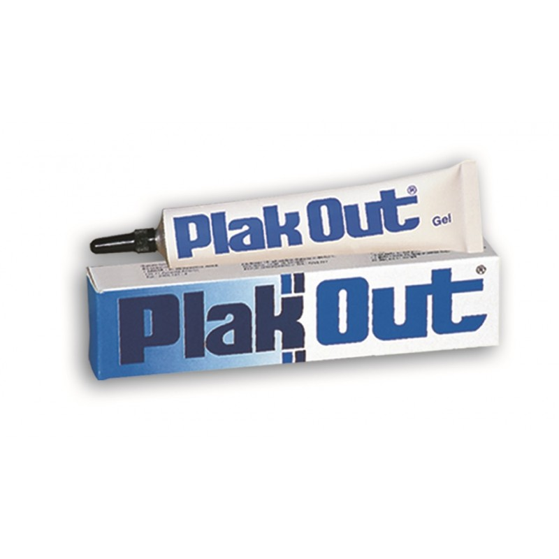 Plak Out – gel