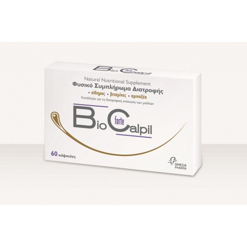 Biocalpil Forte 60 δισκίων