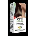 Μόνιμες βαφές μαλλιών System Nature 5 ΚΑΣΤΑΝΟ ΑΝΟΙΧΤΟ