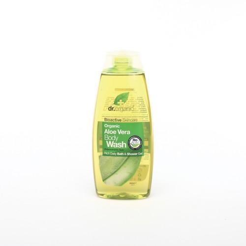Organic Aloe Vera Body Wash