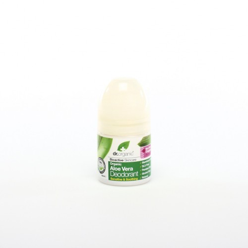 Organic Aloe Vera Deodorant
