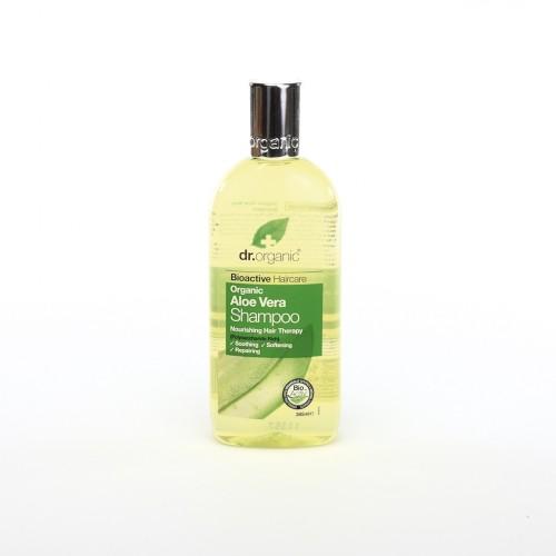 Organic Aloe Vera Shampoo