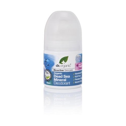 Organic Dead Sea Minerals Deodorant