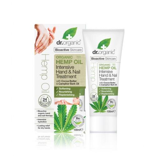 Organic Hemp Oil Hand & Nail Treatment