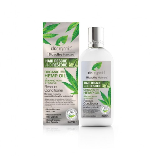 Organic Hemp Oil Resque Conditioner