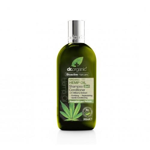 Organic Hemp Oil Shampoo & Conditioner