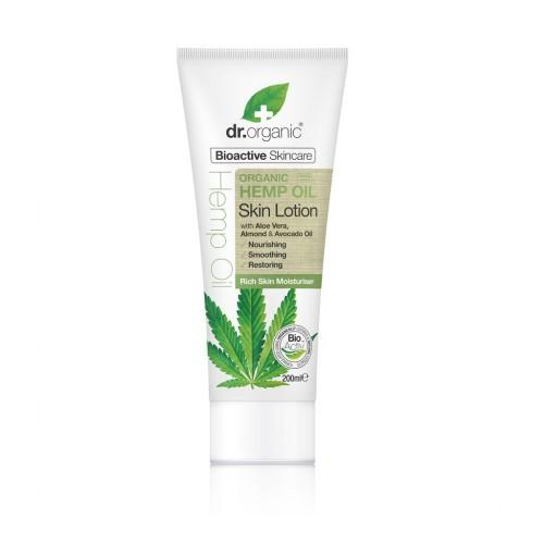 Organic Hemp Oil Skin Lotion