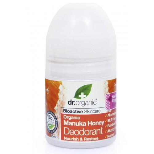 Organic Manuka Honey Deodorant