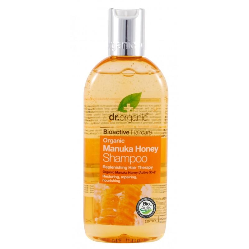 Organic Manuka Honey Shampoo