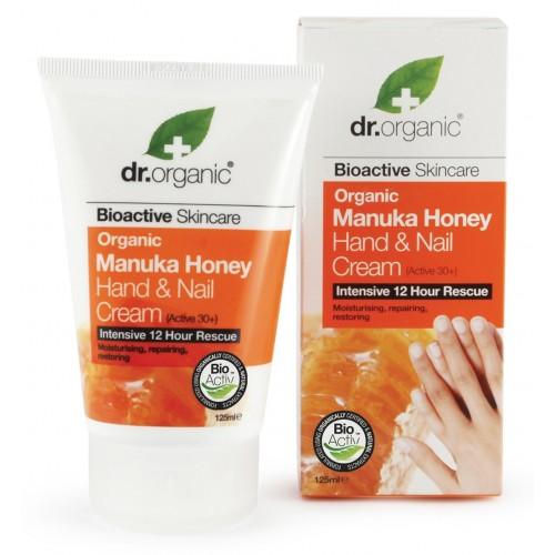 Organic Manuka Honey Hand & Nail Cream