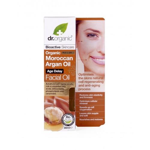 Organic Moroccan Argan Oil Facial Oil