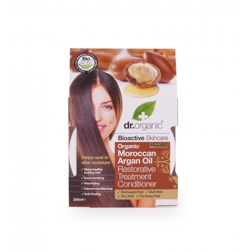 Organic Moroccan Argan Oil Restorative Treatment Conditioner
