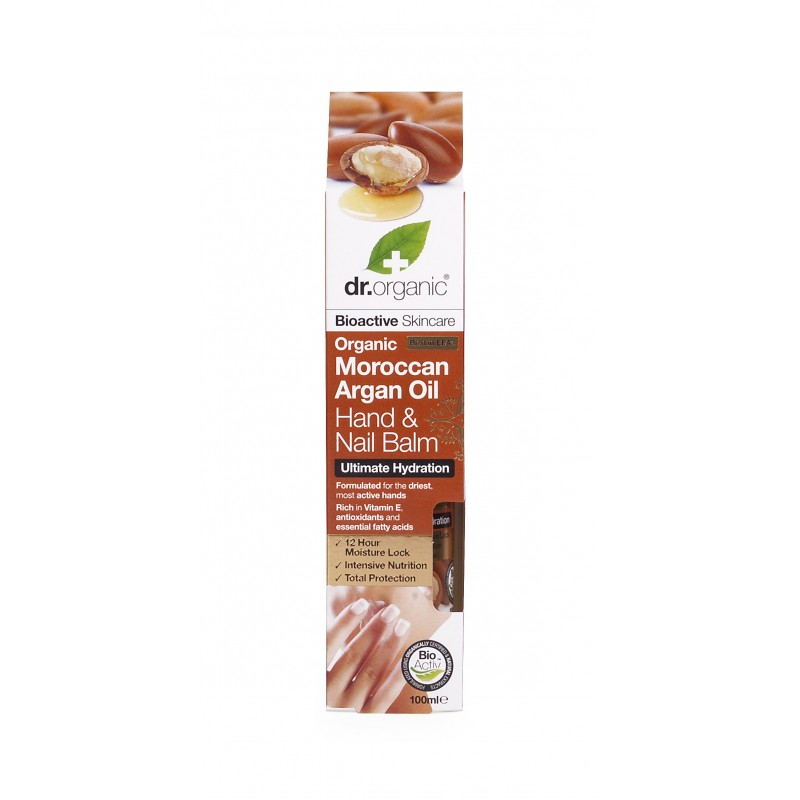 Organic Moroccan Argan Oil Hand & Nail Balm