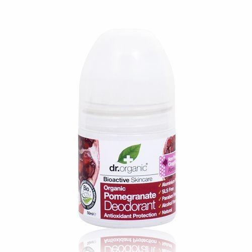 Organic Pomegranate Deodorant