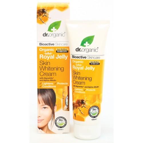 Organic Royal Jelly Skin Whitening Cream