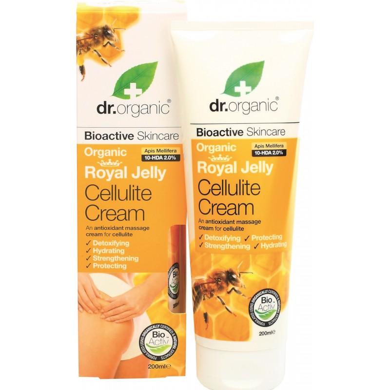 Organic Royal Jelly Cellulite Cream