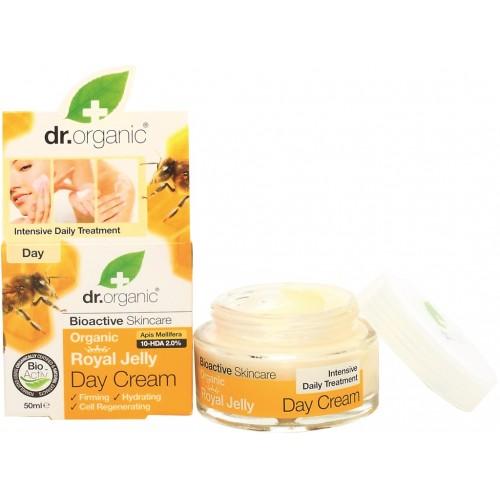 Organic Royal Jelly Day Cream