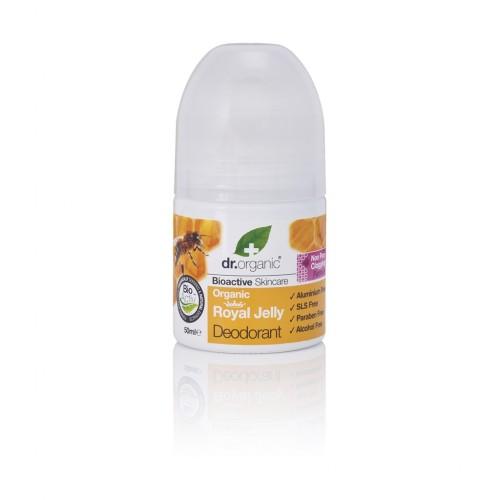 Organic Royal Jelly Deodorant