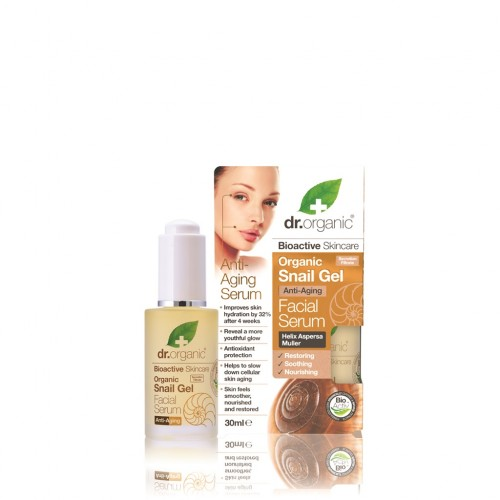 Organic Snail Gel Facial Serum