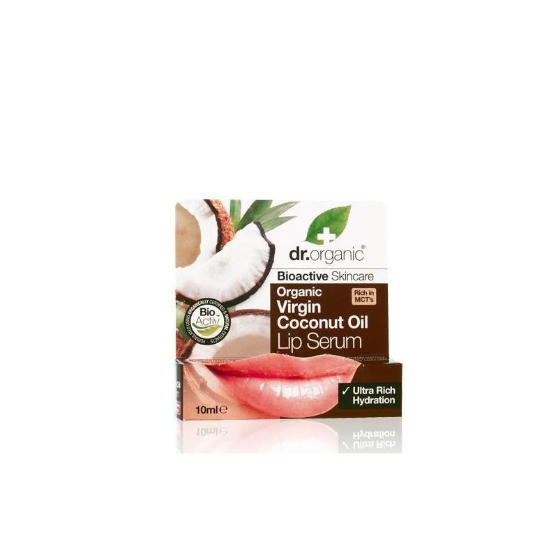 Organic Virgin Coconut Oil Lip Serum