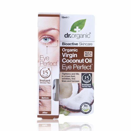 Organic Virgin Coconut Oil Eye Perfect