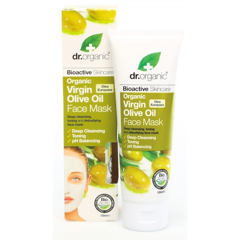 Organic Virgin Olive Oil Face Mask