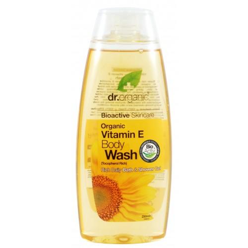 Organic Vitamin E Body Wash