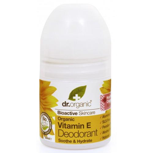 Organic Vitamin E Deodorant