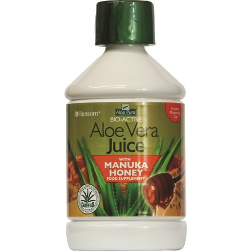 Aloe Vera Juice with Manuka honey 500ml